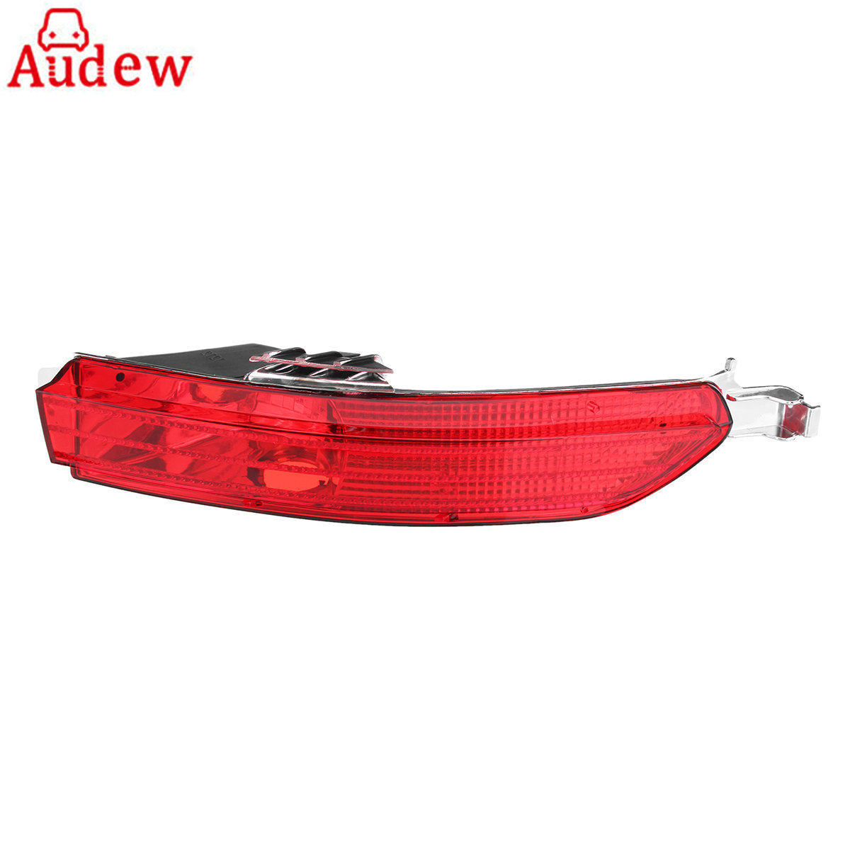 1Pcs Car Tail Light Turn Signal Lamp Right Rear Bumper Red Fog Light For VW TOUAREG 11-14 RHD free shipping for vw touareg 2015 2016 new led car fog light fog lamp right side passenger side
