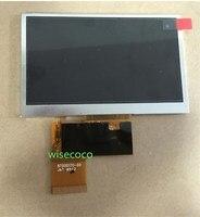 Оригинальный ЖК дисплей для Fiberfox Mini 4S MINI 6 S, слияние оптических волокон, станок для сварки углеволокга