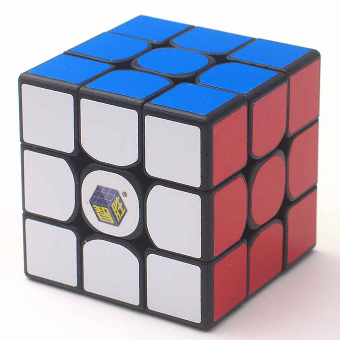 Yuxin Peu de Magie 3x3x3 Magique Cube Magic Speed Cube pour Difficile