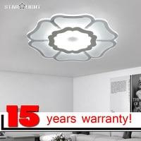 Moderno LED soffitto infissi lampadario soggiorno lampada in acrilico Nuovo ad alta efficienza energetica HA CONDOTTO l'illuminazione della decorazione della casa Moderna di lusso