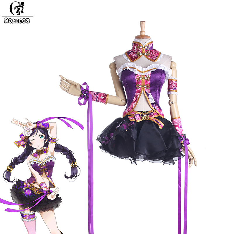 ROLECOS Noua Anime Love Live! Toate caracterele Cosplay Costume China - Costume carnaval