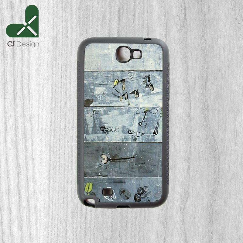 DIY mangrove boardwalk study Printing Pattern Durable Mobile Protection Cases Cover for Samsung Note2 Note3 Note4 Note5