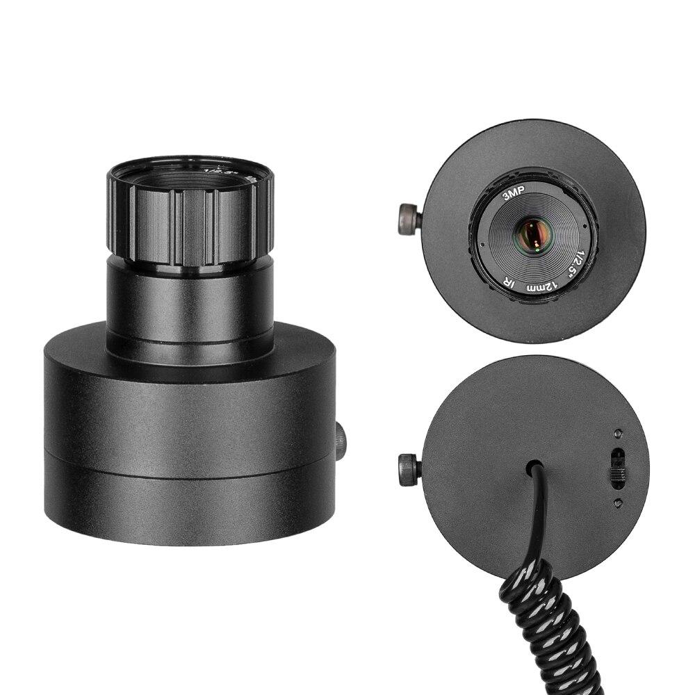 Lunette de Vision nocturne lunettes de chasse optiques vue tactique 850nm LED infrarouge IR étanche dispositif de Vision nocturne caméra de chasse - 5