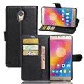 Telefone luxury funda case de proteção para lenovo p2c72 p2a42 p2 aleta capa carteira pu bolsa de couro da pele capas para lenovo vibe p2 case