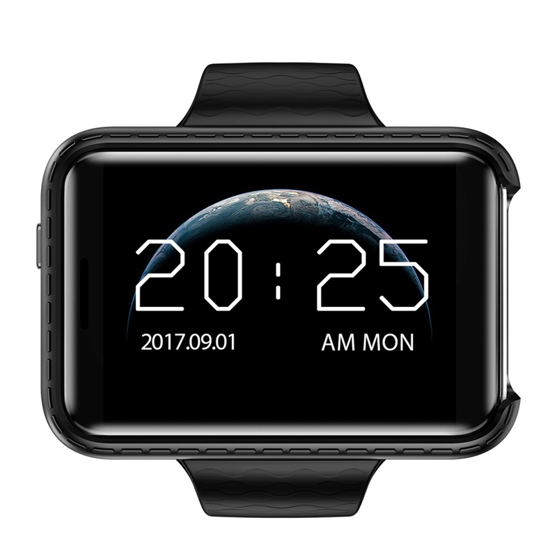 696 Smart watch I5S Support SIM TF Card MTK2502 Perfect MP3 MP4 Smartwatch Phone For IOS Andriod Pk Dm98 kw18 like a cell phone 696 i5s 2 2 inch mtk2502c pedometer tf card extend gsm mp3 mp4 camera dial call