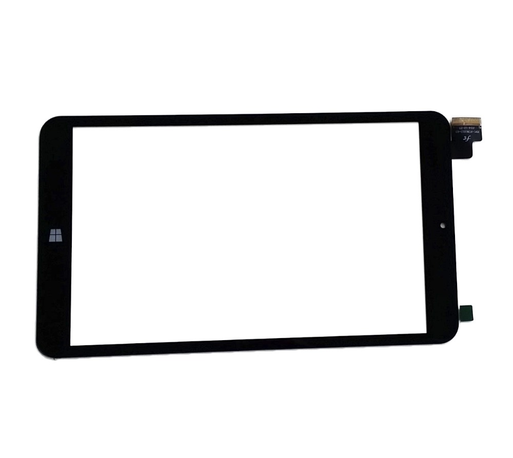 New 8'' inch Digitizer Touch Screen Panel glass For Digma Eve 8.2 3G Tablet PC black 10 1 inch for digma eve 10 2 3g tablet pc touch screen panel digitizer glass sensor replacement