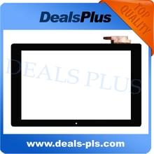 Ersatz Neue Touchscreen Digitizer Glas Für Sony Xperia Tablet Z2 SGP511 SGP512 SGP521 SGP541 10,1-zoll Schwarz Freies verschiffen
