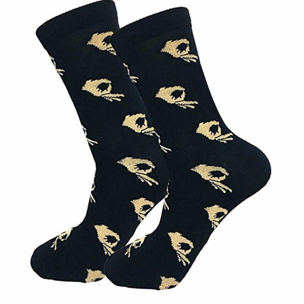 Unissex meias harajuku Algodão Ocasional skarpetki sokken damas meias engraçadas Dos Homens As Mulheres calcetines cortos mujer mulheres para meias