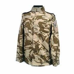 Камуфляжный комплект одежды в стиле милитари, в английском стиле, DPM, Desert Camo, ACU, рубашка и брюки