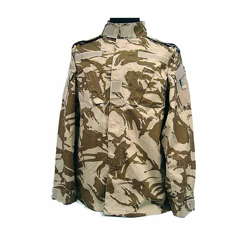 Military Camouflage British DPM Desert Camo ACU Style Uniform Set British DPM Desert Camo Shirt And Pants