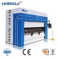 ЧПУ delem контроллер Китай качественная обработка листового металла гидравлический гибочный станок