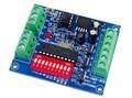 3CH RGB dmx512 dimmer Controller,3 channel Easy dmx 512 dimmer,LED DMX512 decoder