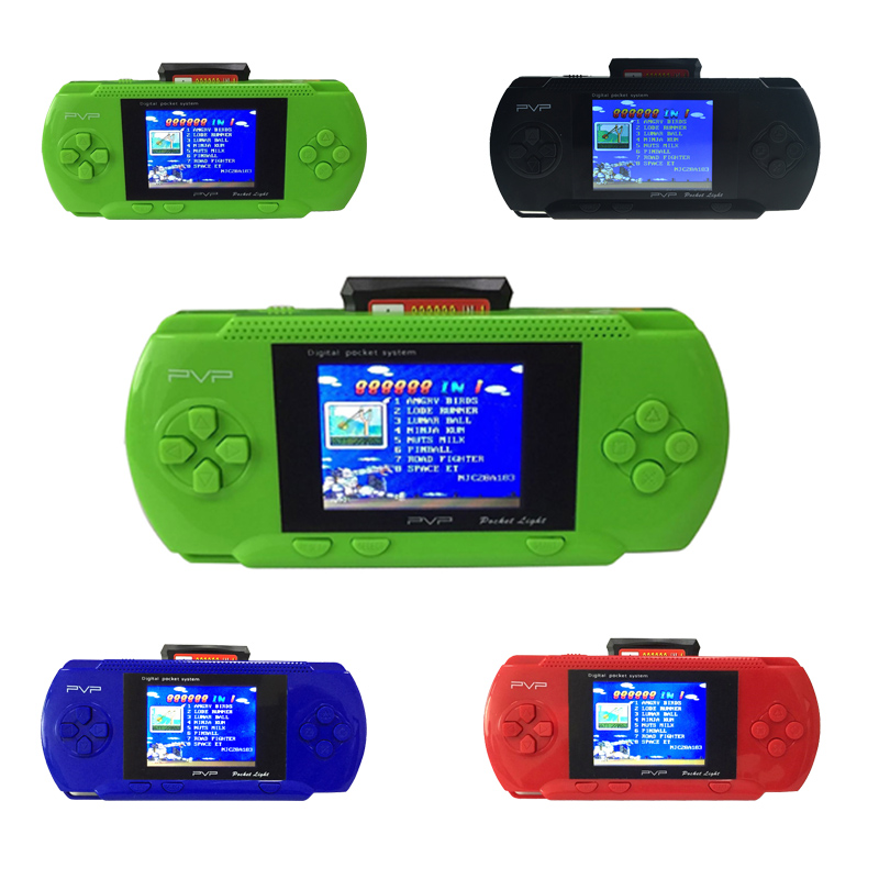PVP Game 8 and Game Console PVPSTATIAN Hand Held Game Console For Children PVP-3000 Hand ...
