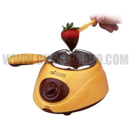 2015 New Style Beautiful Convenient Chocolate Melting Pot Chocolate