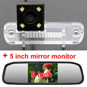 Para Mercedes Benz ML350 W220 R CLS W203 W211 W209 W219 GLS 300 W164 ML450 ML350 ML300 ML250 MB inalámbrica cámara de visión trasera inversa