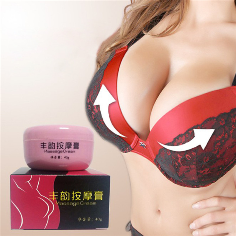 JETTING Hot Sale 1PC Women Breast Bust Enhancement Enlargement Smooth Skin Firming Massager Cream