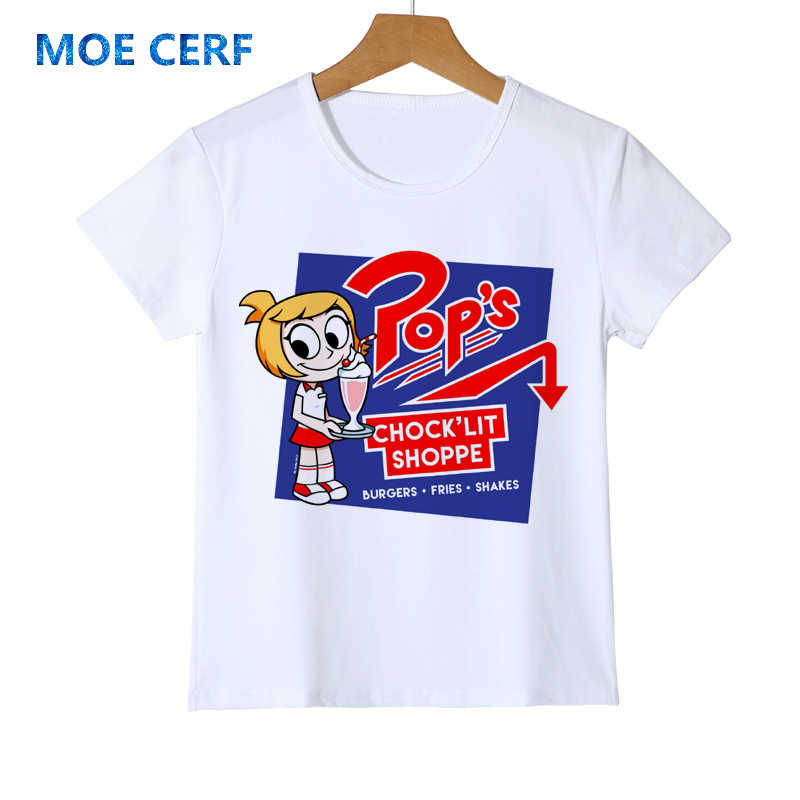 2019 Riverdale Kid T-shirts Boy Girl Summer Style Short Sleeve Casual Design Baby Casual Tops T Shirt riverdale Y10-6