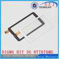 "Free Film + Original 7"" inch Digma Hit 3G ht7070mg Tablet Touch Screen panel Digitizer Glass Sensor Replacement Free Shipping"