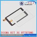 """Gratis película + Original 7 """" pulgadas Digma Hit 3 G ht7070mg panel de pantalla táctil de cristal digitalizador del Sensor de reemplazo envío gratis"""