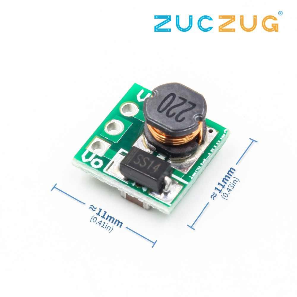 DC-DC Boost Step up Voltage 1.5V-5V 3V to 5V USB Converter Power Supply Module