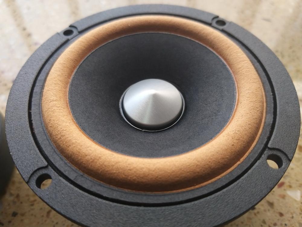 2 Pcs Pair HIFI 3inch  Full Range Fullrange Speaker Unit Woofer Diatone P310 8ohm Max 50W