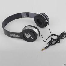 Fairy Tail Headphone Association Black