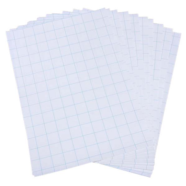 5X Affordable 10 Sheets A4 Inkjet Transfer Paper Transfer Paper for T-Shirt