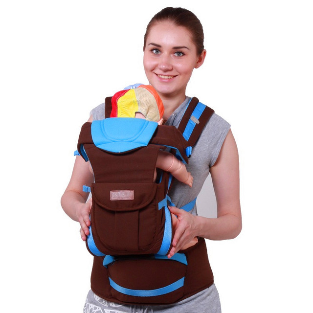 e418bf5a589 Baby stool out waist strap Multifunction Baby Carrier Backpack Breathable  Cotton Sling For Baby Chicco Wrap