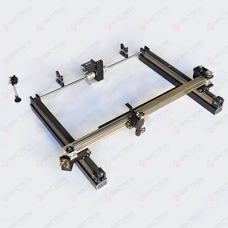 MT-9060 900mm * 600mm tête unique bricolage Co2 Laser Kit de découpe Laser XY Table Laser XY étape offre spéciale