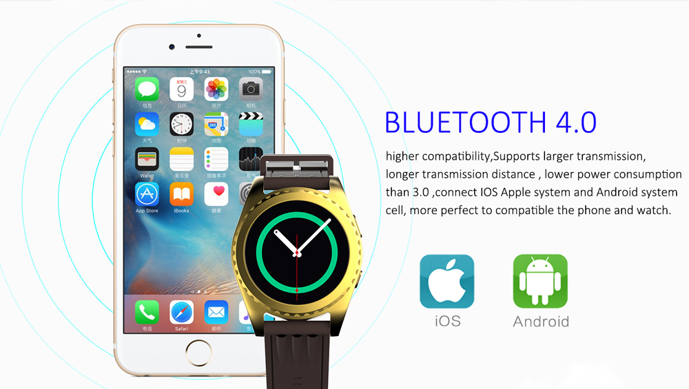 GS3 Smart watch (11)