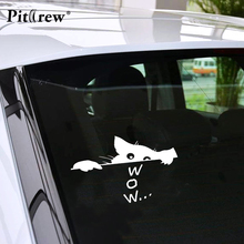 Stickers Cat Funny Car Accessories