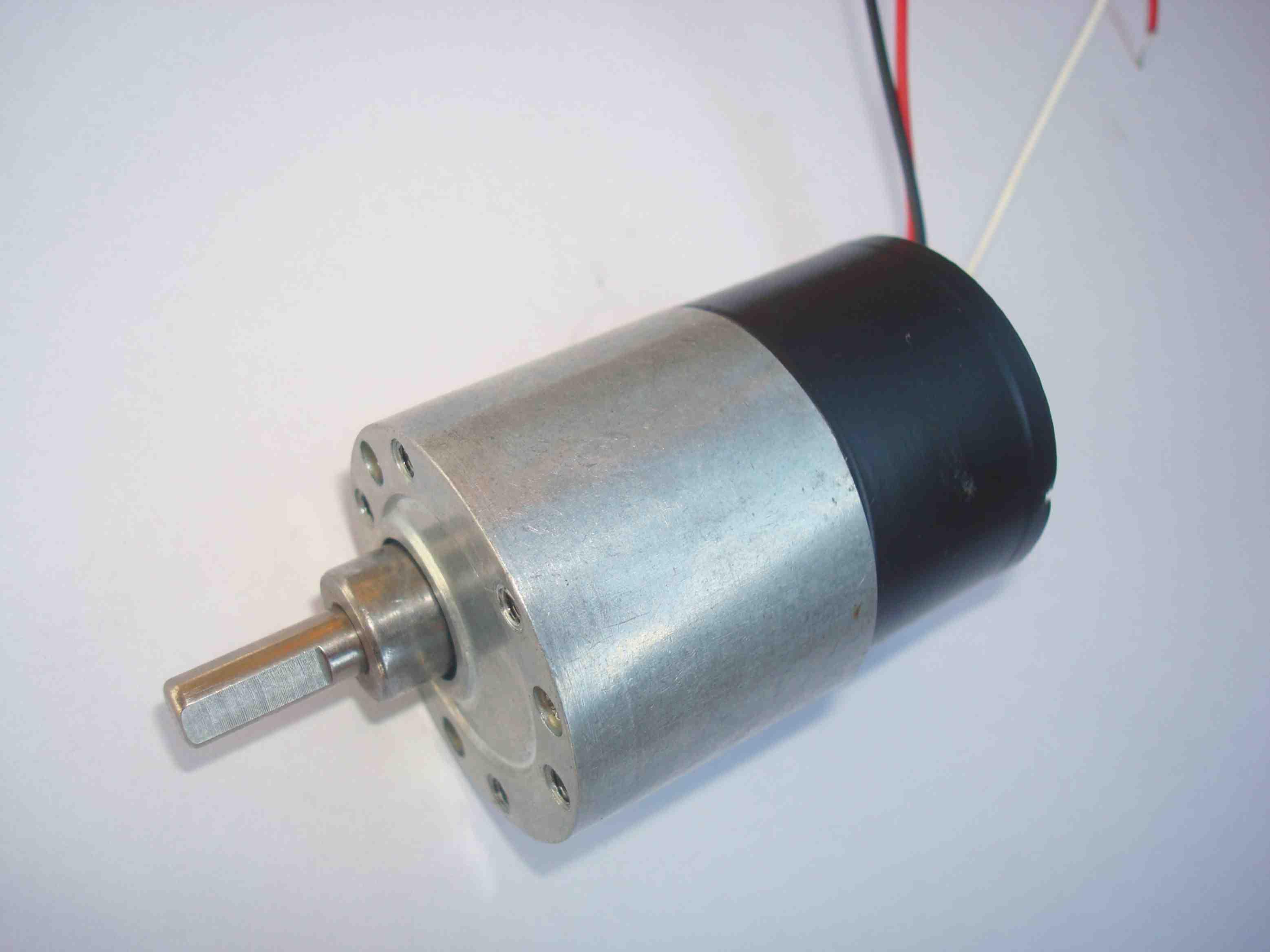 Fournir 37GB-3525 Micro moteur à engrenages sans balais DC/boîte de vitesses/moteur de haute qualité