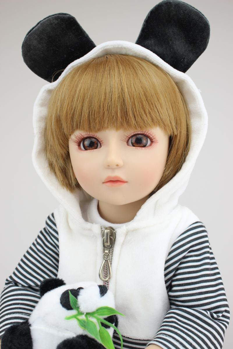 New simulation Dressup doll beautiful upscale SD BJD doll Princess popular in Europe and America