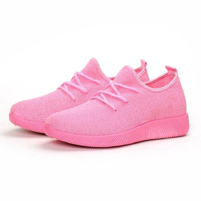 2018 Frauen Vulkanisieren Schuhe Sneakers Lace Up Mädchen Weibliche Plattform Frauen Casual Schuhe Atmungs Mode