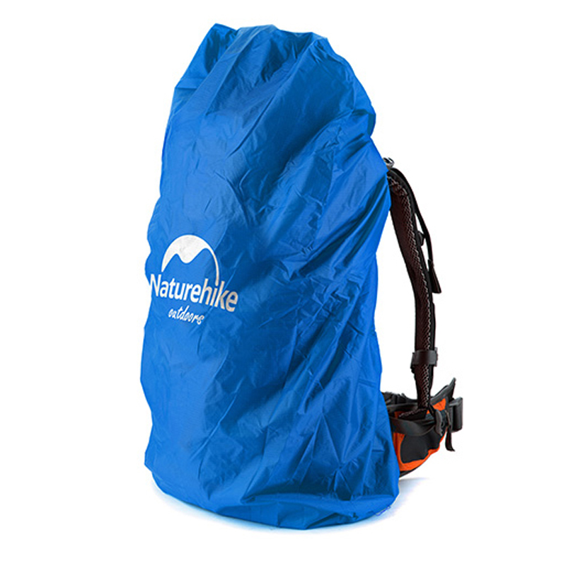 NatureHike Climbing Bags Cover Waterproof Rain Cover For Backpack Travel Camping Hiking Cycling Mountaineering Dust Covers цена