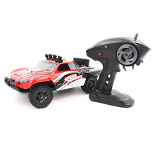 1:18 2.4Ghz Radio Off-Road RC Car Light Vehicle Model Truck Toys 9301-1