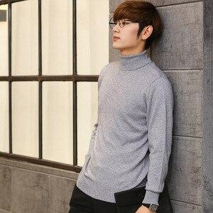 Image 3 - Męskie swetry mieszanka kaszmiru Knitting V neck swetry gorąca sprzedaż wiosna i zima mężczyzna wełniana dzianina wysokiej jakości bluzy ubrania