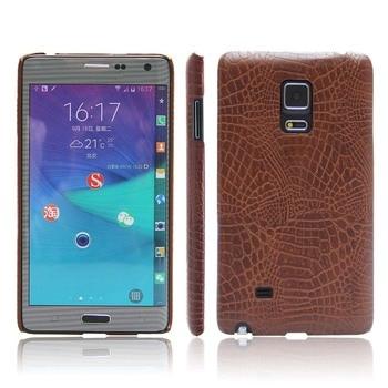 SUBIN Luxury Crocodile Skin PU Leather Case For Samsung Galaxy Note Edge N9150 N915k N915L Back Cover Phone Protective Cases
