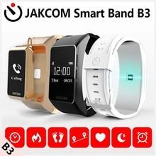 Jakcom B3 Умный Группа Новый Продукт Wristba Как Монитор Сердечного Ритма Часы Для Xiaomi Mi Группа 2 Браслет Talkband