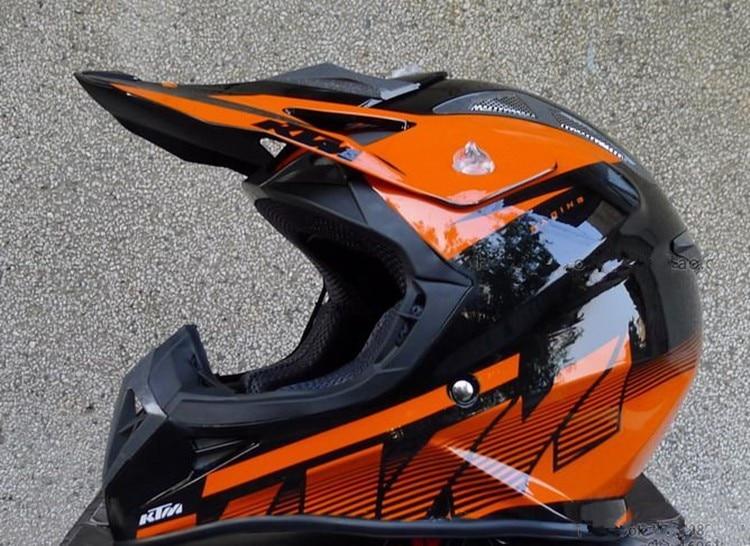 new arrival ktm motocross helmet professional racing helmet men off road motorcycle helmet dirt bike