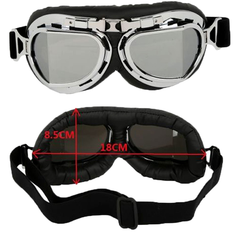 6f087d3367f Hot Sale Men Women Steampunk Goggles Flying Scooter Vintage Helmet Unisex  Gothic Vintage Glasses Fast Shipping-in Sunglasses from Apparel Accessories  on ...