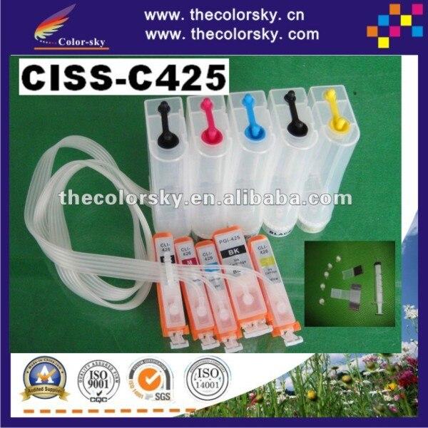 (CISS-C425) CISS ink tank system for Canon pgi425 cli426 pgi 425 426 pgi-425 PIXMA MG5140 MG5240 IP4840 MG6140 MG8140 FREE DHL ciss ink cartridge pgi 425 cli 426 for canon pixma mg5140 mg5240 mg5340 ip4840 ip4940 mg6140 mg8140 mx884 ix6540