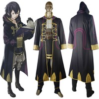 Fire Emblem: Awakening Cosplay Costume Robin Outfit Men Adults Halloween Costume Comic con Anime Xmas Gift