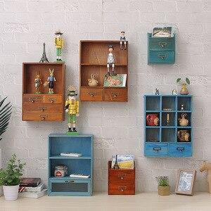 Wood Vintage Treasure Chest St