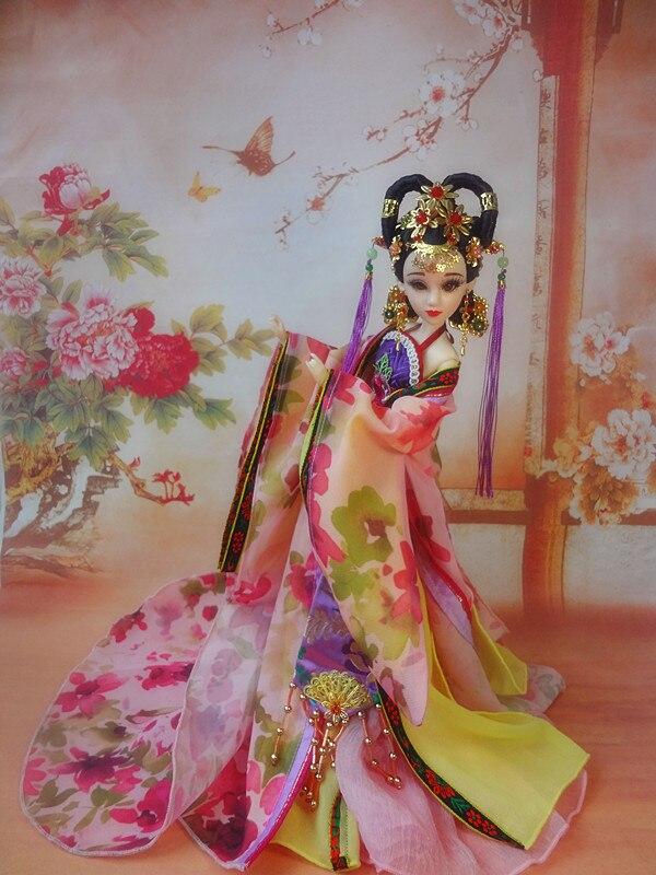 35cm High-end коллекциялық қытай - Қуыршақтар мен керек-жарақтар - фото 2