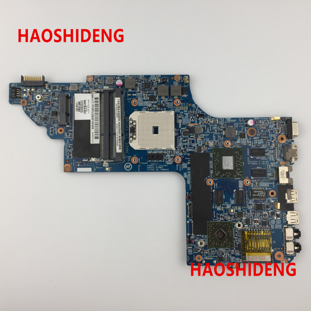 все цены на  Free Shipping 682183-001 for HP Pavilion DV6 DV6T DV6-7000 series motherboard with A70M 7730/2G.All functions 100% fully Tested!  онлайн