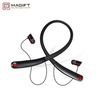 Magift9 Bluetooth V4 2 Wireless Headphone Stereo Music Sports Neckband Earphone In Ear Headset With Mic