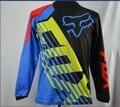 2015 Cross Country Camisetas, T-shirt wicking respirável de secagem Rápida-, Downhill DH bicicleta jersey