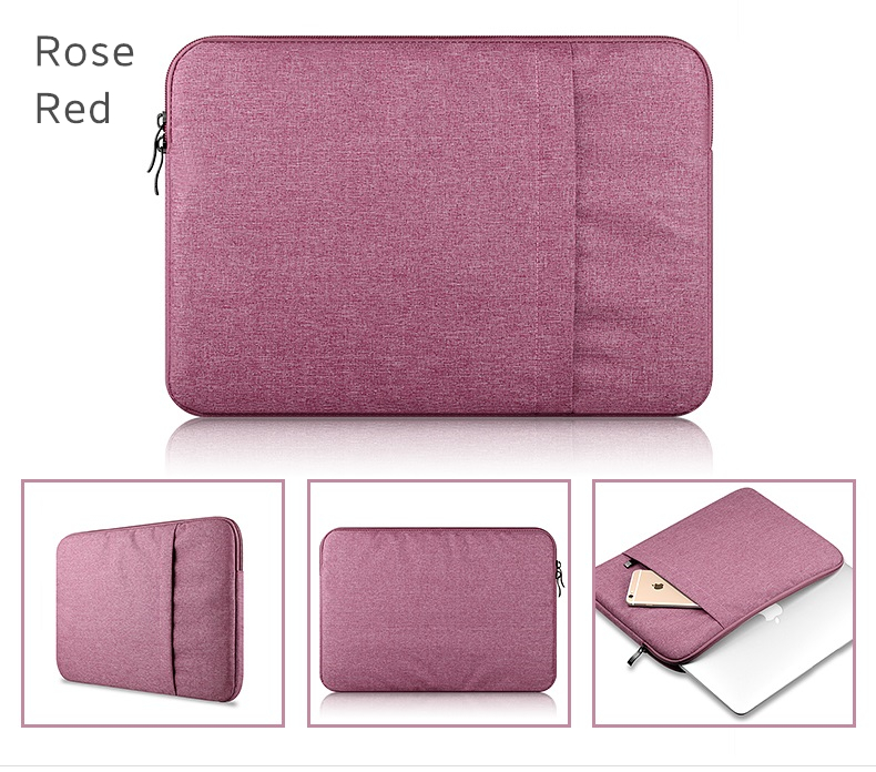 """2019 New Brand aigreen Sleeve Case For Laptop 11"""",13"""",14"""",15,15.6 inch,Bag For Macbook Air Pro 13.3"""",15.4"""",Free Drop Shipping 6"""