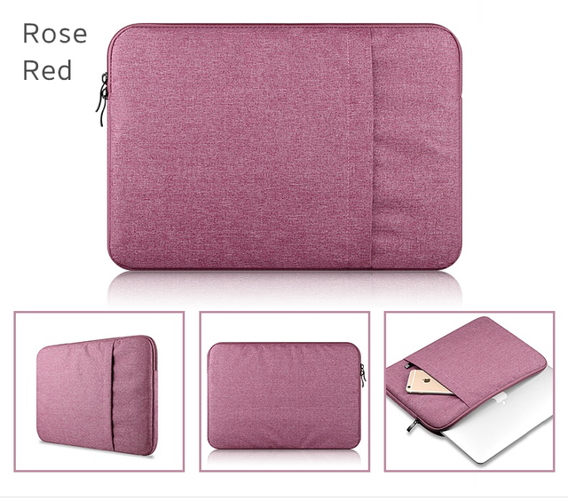 """2020 New Brand aigreen Sleeve Case For Laptop 11"""",13"""",14"""",15,15.6 inch,Bag For Macbook Air Pro 13.3"""",15.4"""",Free Drop Shipping 3"""